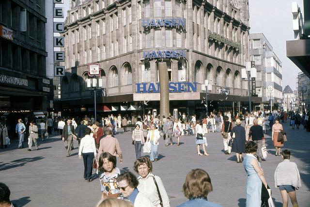 Der Einzelhandel ist unverzichtbar für die Innenstädte (Foto: David Pirmann)