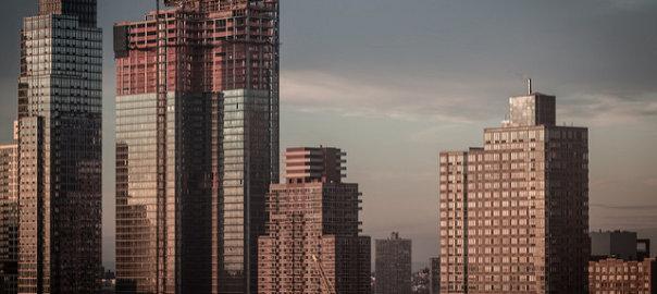 Wann erobert das Hochhaus deutsche Städte? (Foto: Sharon Mollerus)