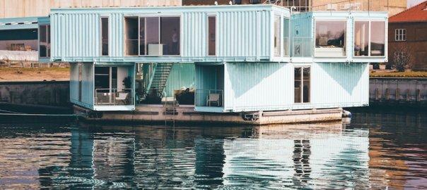 Hausboote: Eine andere Art zu wohnen